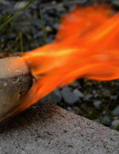 """""""Zucker-Flamme"""""""