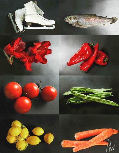 sport vegetables_